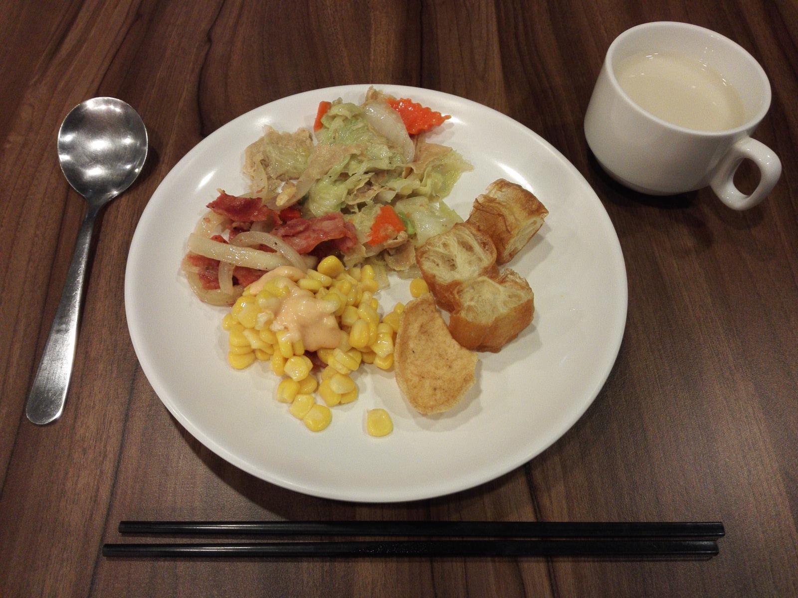 chance hotel breakfast