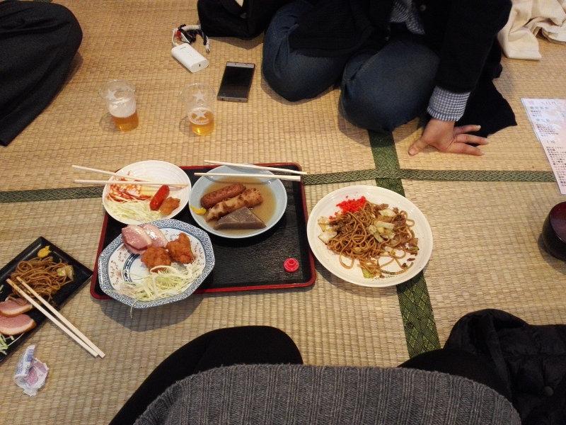 宴楽のメニュー