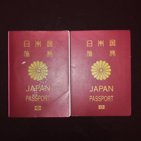 新パスボートと旧パスポートを間違ったら