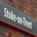 Stoke-on-Trent駅への行き方