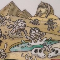 砂漠のサバイバル
