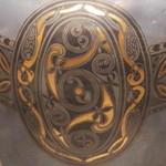 ケルト紋様のジャスパー