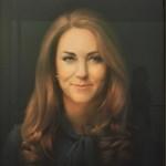 キャサリン妃の肖像画