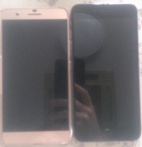 honor6plusとiPhone6plusの比較
